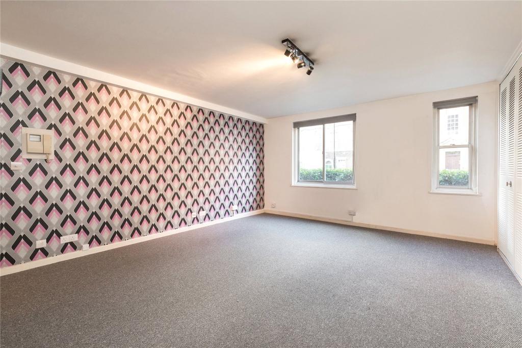 Studio Flat for sale in St Matthews Lodge, 50 Oakley Square, London