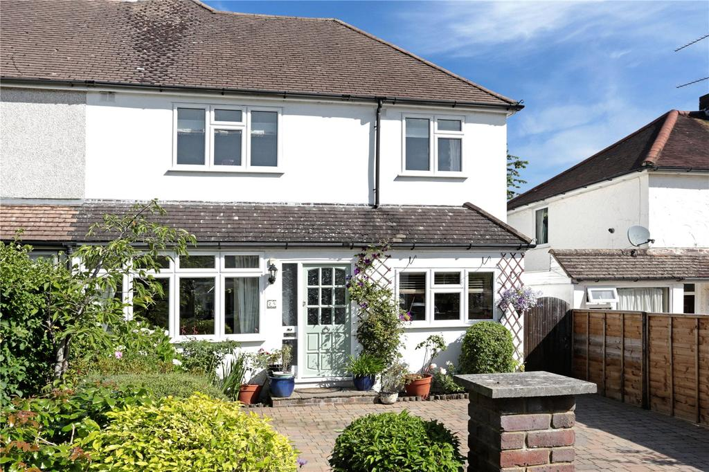 3 Bedrooms Semi Detached House for sale in Bosville Road, Sevenoaks, Kent