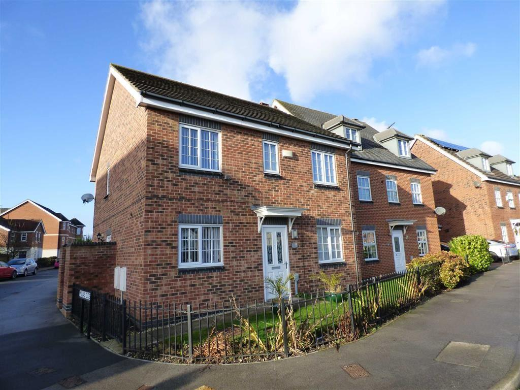 4 Bedrooms Detached House for sale in Constable Way, Brough