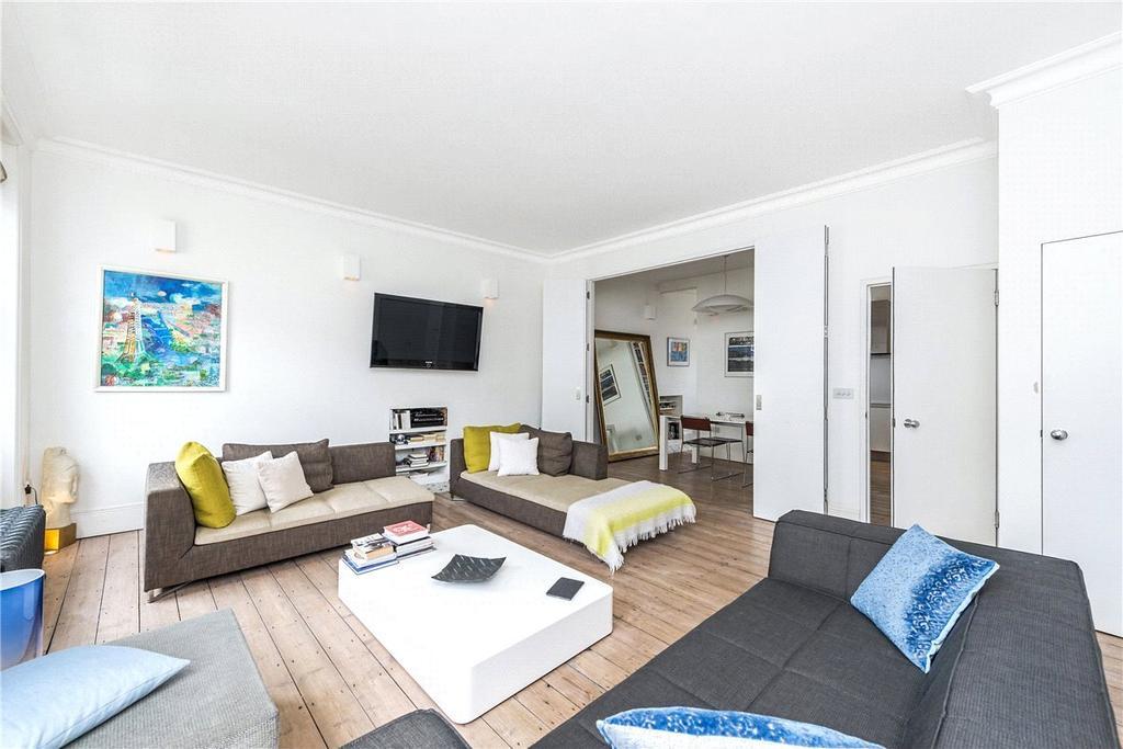 4 Bedrooms Maisonette Flat for sale in Collingham Place, London, SW5