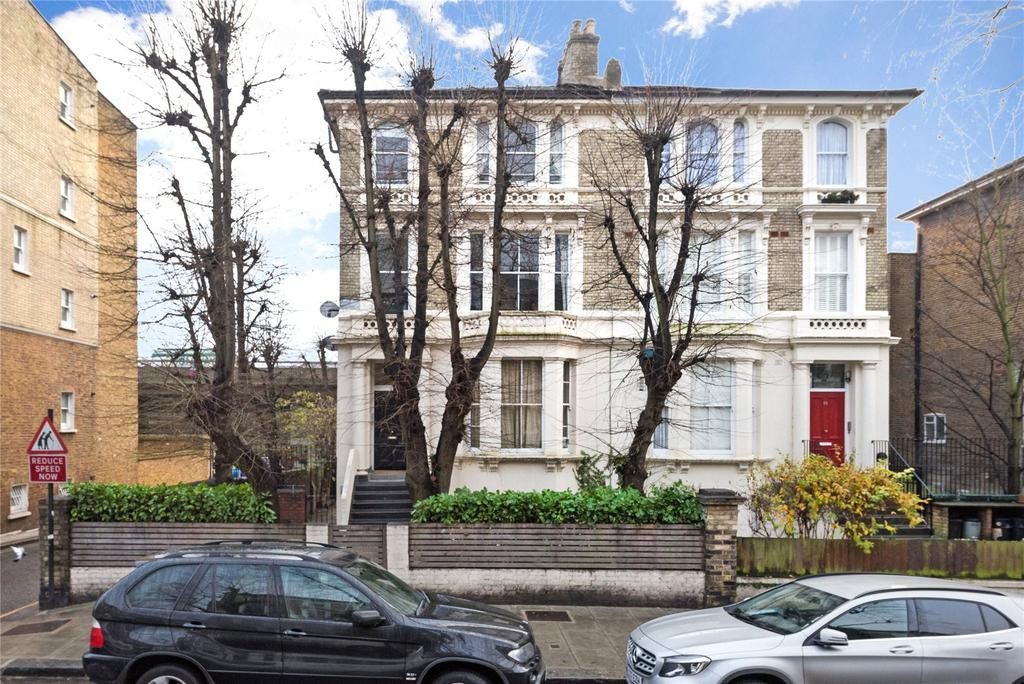 2 Bedrooms Flat for sale in Cambridge Gardens, London, W10