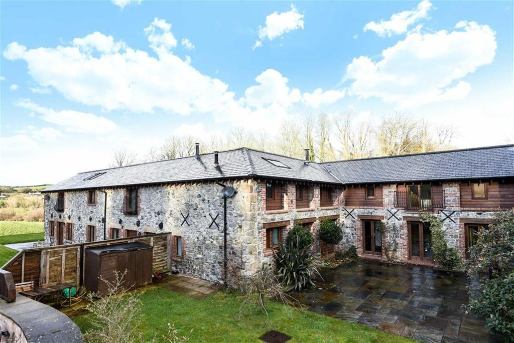 4 Bedrooms Semi Detached House for sale in Quarry Farm, South Tawton, Okehampton, Devon, EX20