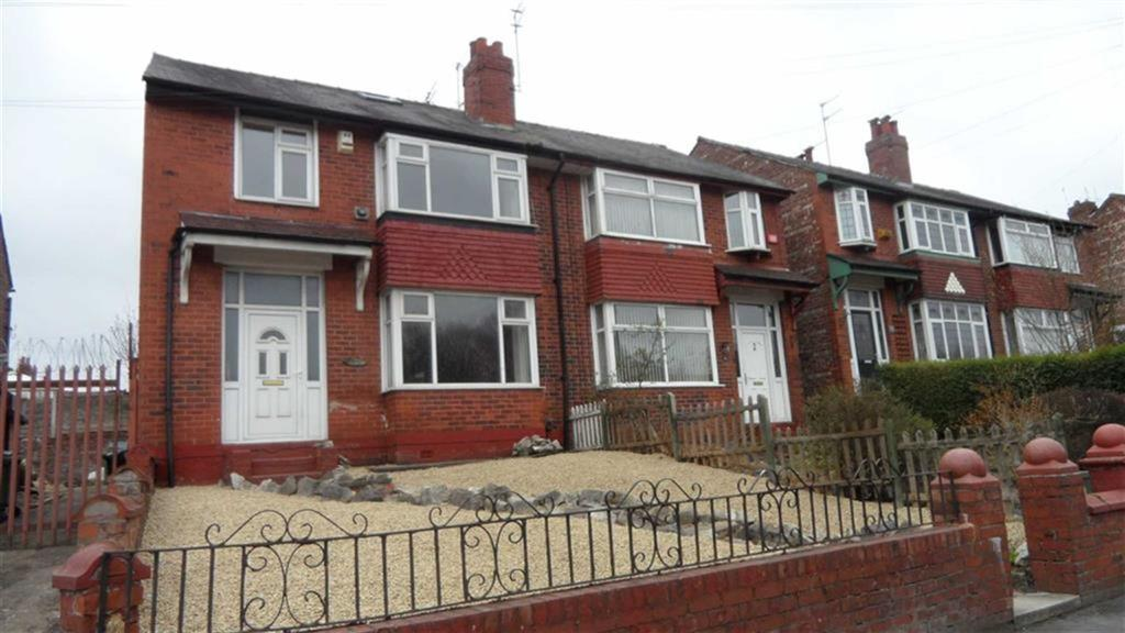 3 Bedrooms Semi Detached House for rent in Stockport Road, Cheadle Heath
