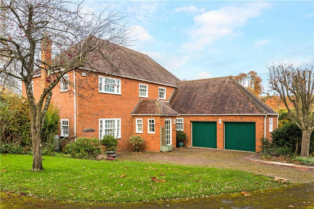 4 Bedrooms Detached House for sale in Turnpike, Aldbourne, Marlborough, Wiltshire, SN8