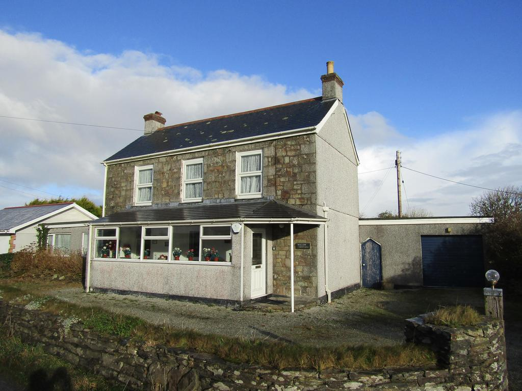 4 Bedrooms Cottage House for sale in Detached Country Cottage, Tresevern, Stithians, Truro TR3
