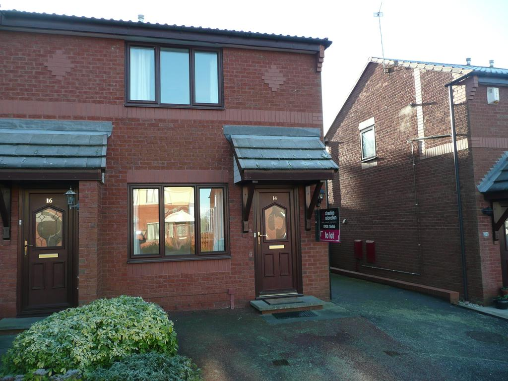 2 Bedrooms Semi Detached House for rent in Helsby WA6