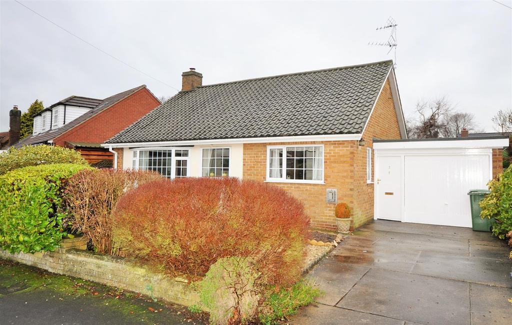 2 Bedrooms Detached Bungalow for sale in Lime Garth, Upper Poppleton, York