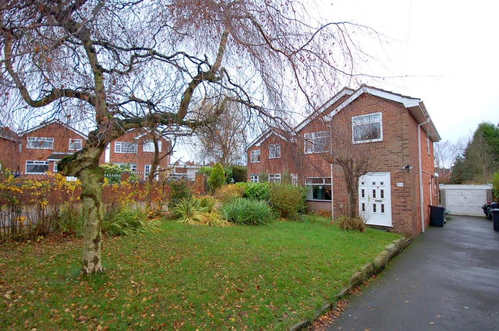 3 Bedrooms Detached House for sale in Benjamins Way, Bignall End