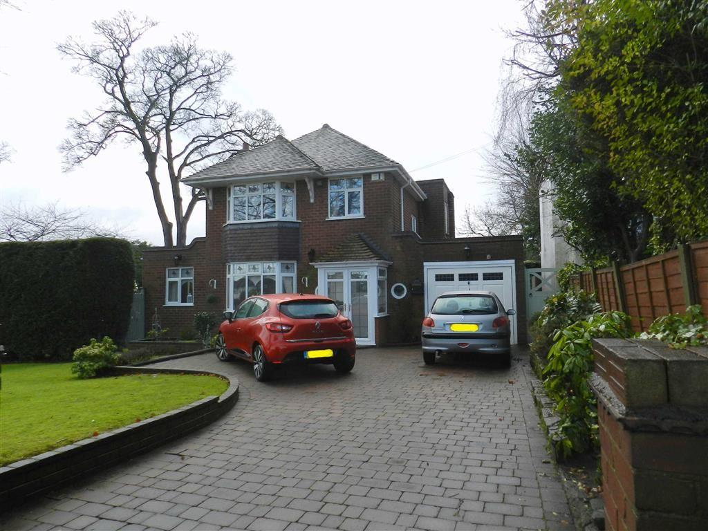 3 Bedrooms Detached House for sale in Stoney Lane, Bloxwich, Walsall