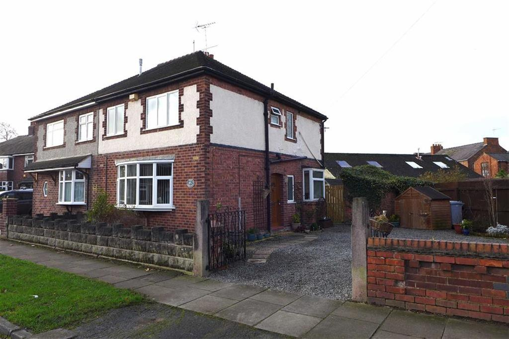 3 Bedrooms Semi Detached House for sale in Greenway, CREWE, Crewe