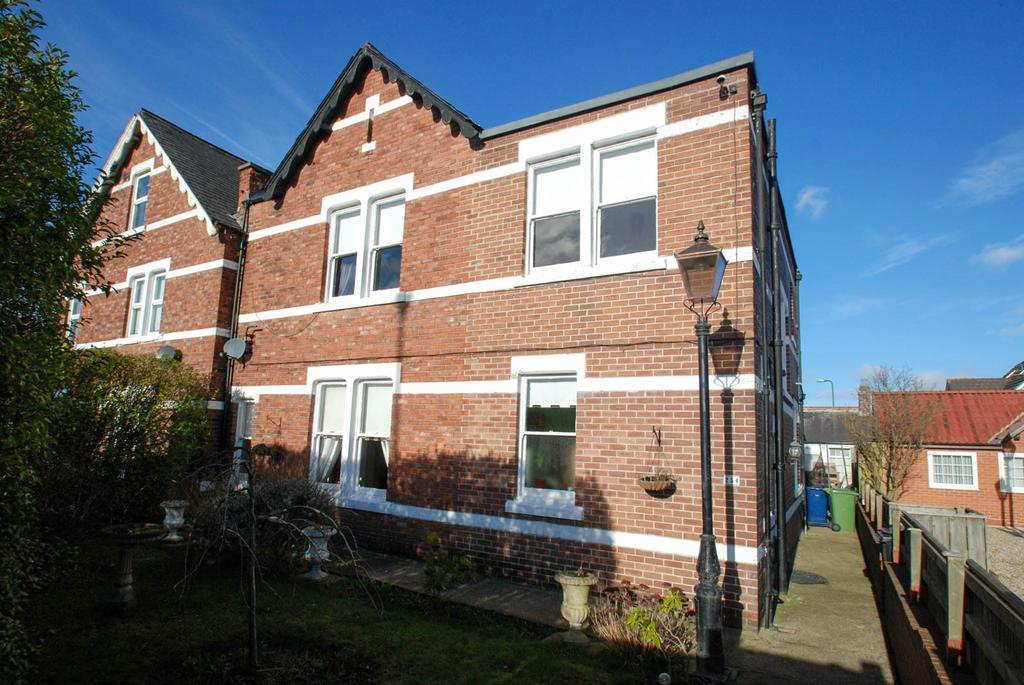 3 Bedrooms Semi Detached House for sale in East Harton House, Harton Lane, South Shields