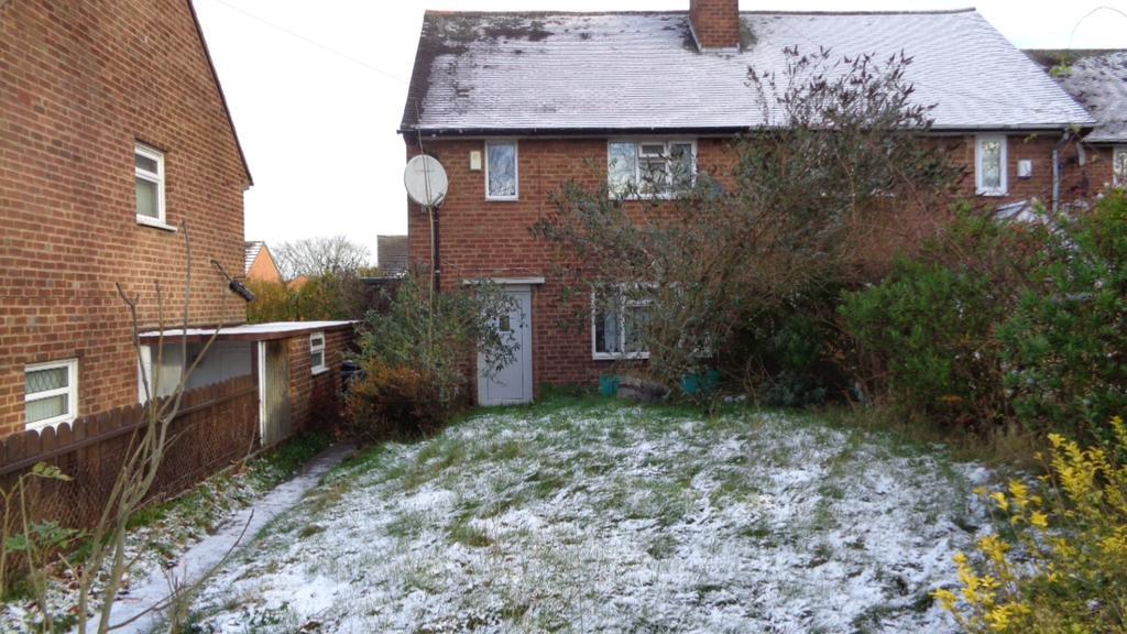 2 Bedrooms Semi Detached House for sale in Wallbank Road, Birmingham B8