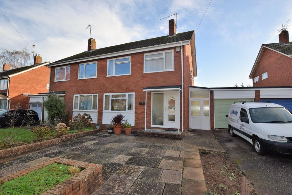 3 Bedrooms House for sale in Cordery Road, St.Thomas, EX2