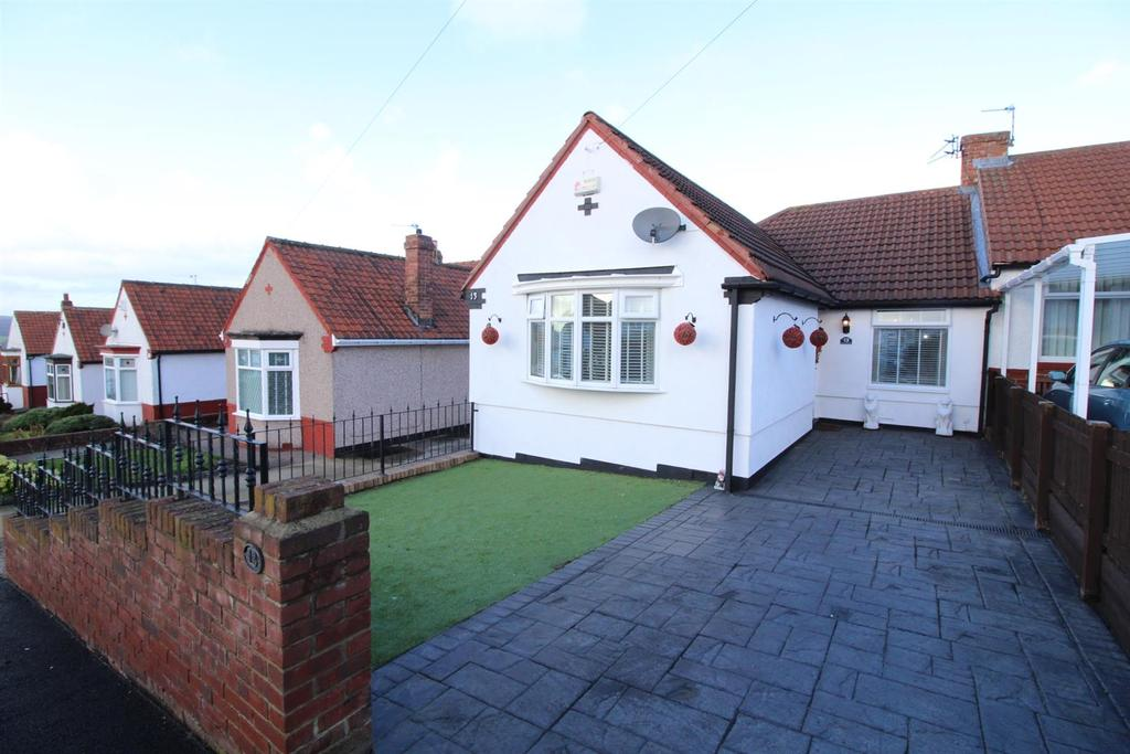 2 Bedrooms Semi Detached Bungalow for sale in Orchard Gardens, Gateshead