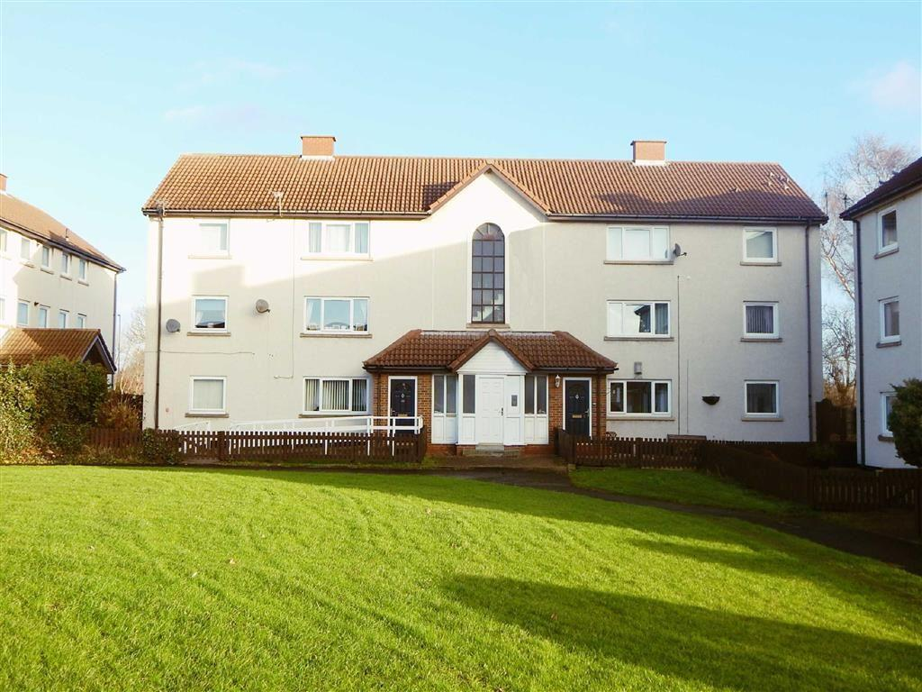 2 Bedrooms Apartment Flat for sale in Portland Close, Howdon, Wallsend, NE28