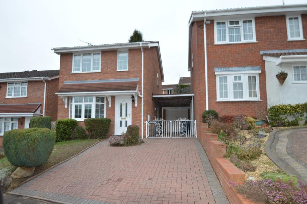 3 Bedrooms Detached House for rent in Wexford Close, Milking Bank, Dudley