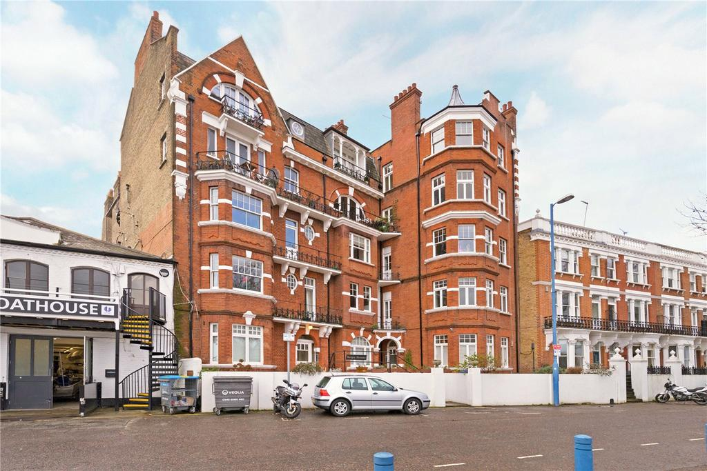 3 Bedrooms Flat for sale in Ruvigny Mansions, Embankment, Putney, London, SW15