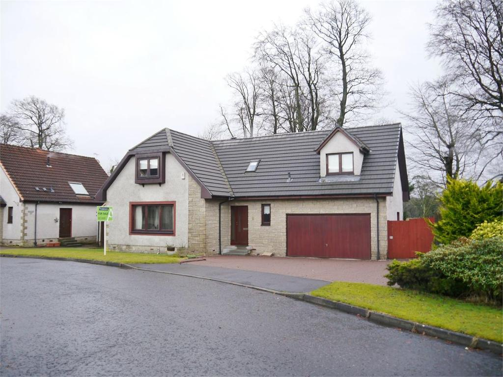 4 Bedrooms Detached House for sale in 8 Auld Mart Wynd, Milnathort, Kinross, Kinross-shire
