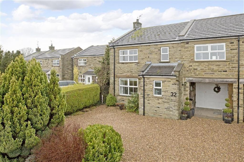 3 Bedrooms Semi Detached House for sale in Colber Lane, Harrogate, North Yorkshire