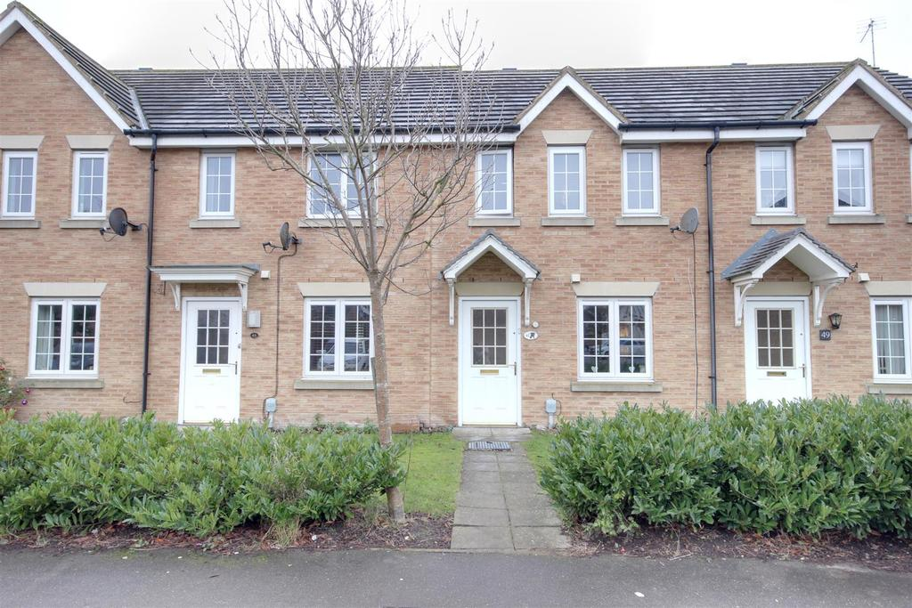 2 Bedrooms Terraced House for sale in Swale Road, Brough