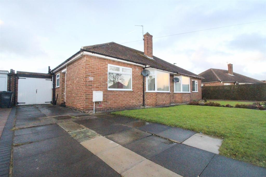 2 Bedrooms Semi Detached Bungalow for sale in Birchwood Avenue, North Gosforth, Newcastle Upon Tyne