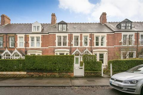 5 bedroom terraced house for sale - Balmoral Terrace, South Gosforth, Newcastle upon Tyne