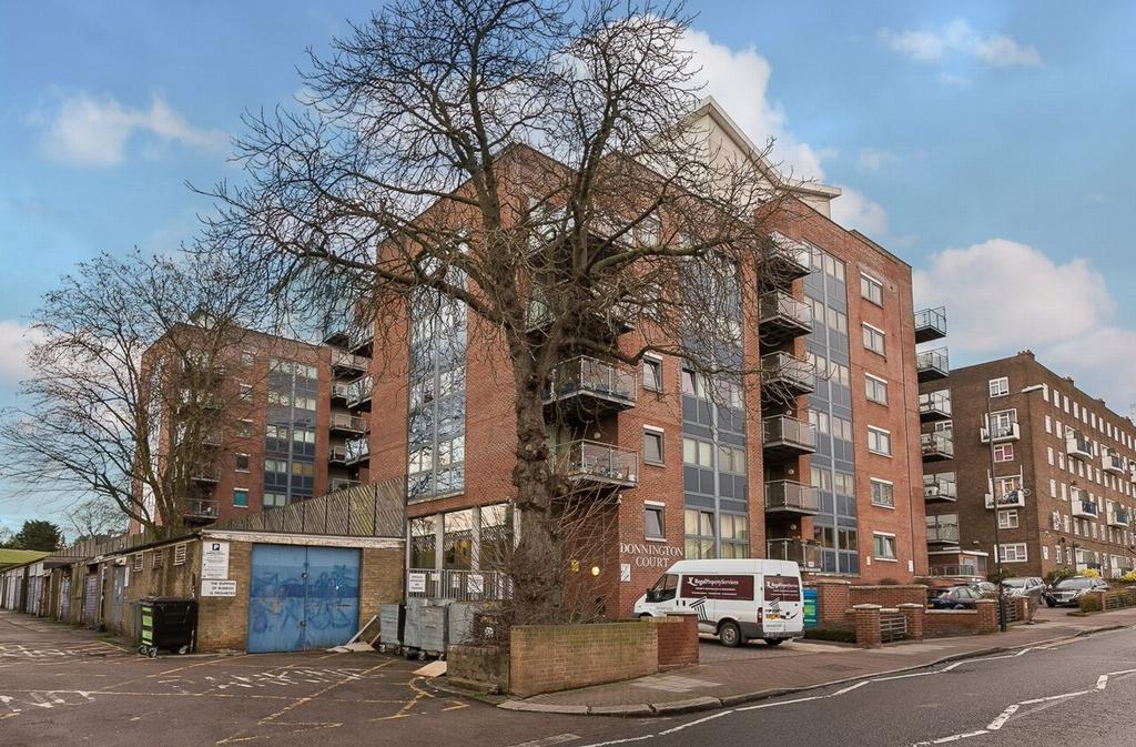 1 Bedroom Flat for sale in 73, Donnington Road, Kensal Green, NW10