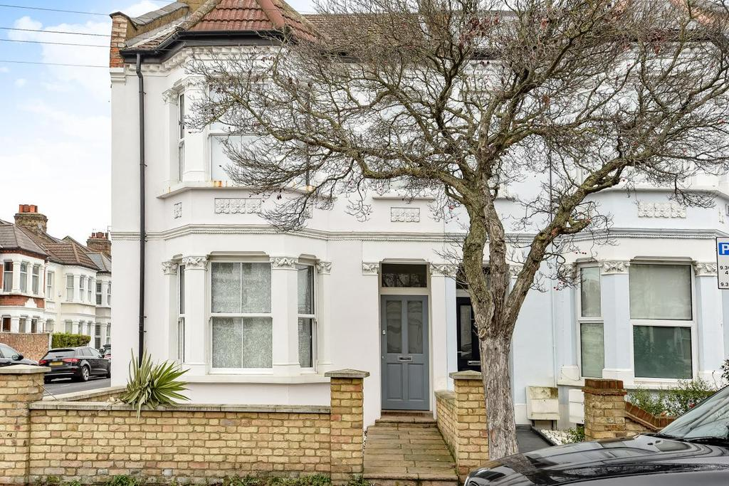 3 Bedrooms End Of Terrace House for sale in Eastbury Grove, Chiswick