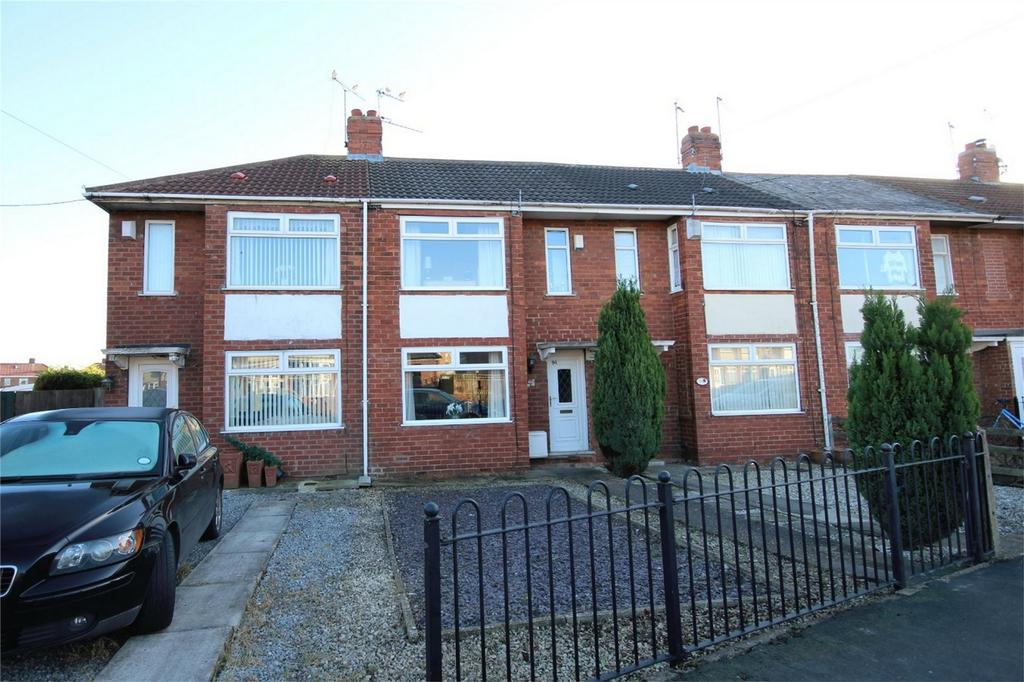 2 Bedrooms Terraced House for sale in Danube Road, Hull, East Riding of Yorkshire