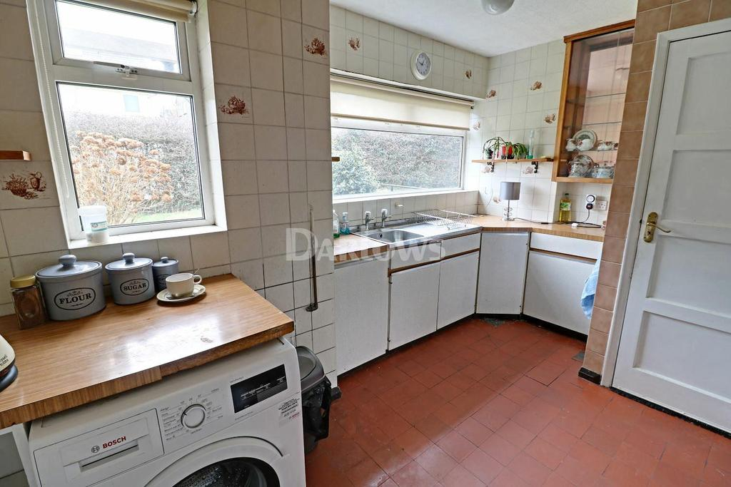 4 Bedrooms End Of Terrace House for sale in Morris Avenue, Llanishen, Cardiff, CF14