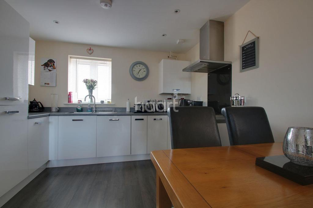 2 Bedrooms Flat for sale in Thistle Hill Way, Minster