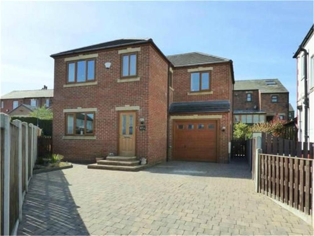 4 Bedrooms Detached House for sale in Sunnyside Avenue, LIVERSEDGE, West Yorkshire