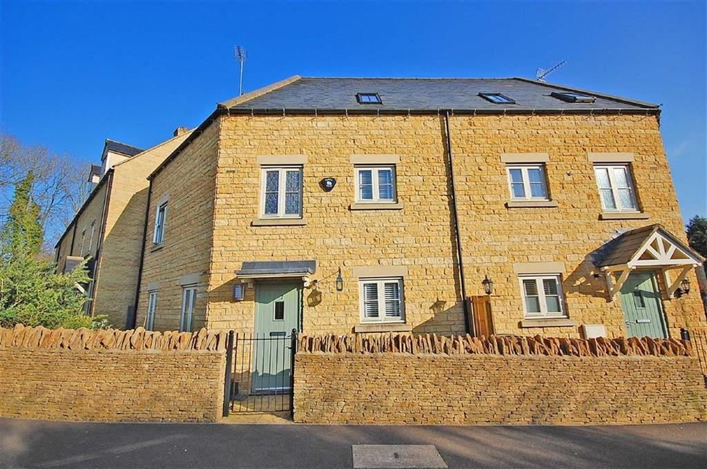 4 Bedrooms Semi Detached House for sale in Coln Gardens, Andoversford, Cheltenham, GL54