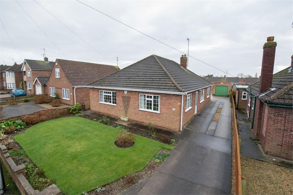 4 Bedrooms Detached Bungalow for sale in Freiston Road, Boston, Lincolnshire