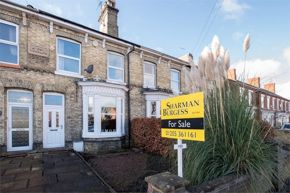 3 Bedrooms Terraced House for sale in Horncastle Road, Boston, Lincolnshire