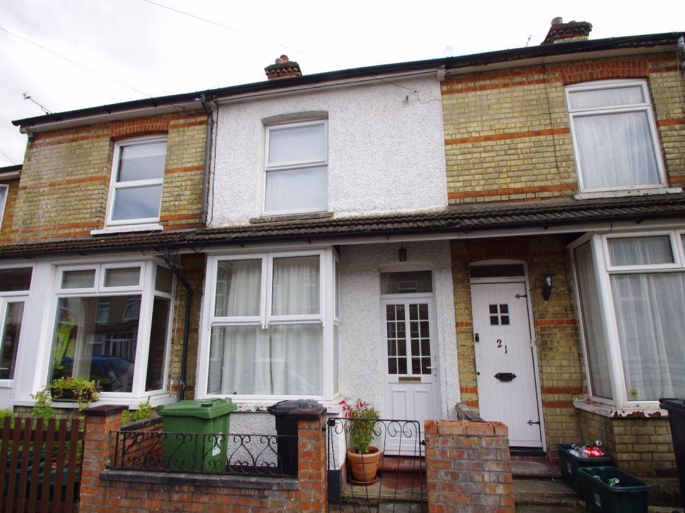 2 Bedrooms Terraced House for sale in Souldern Street, WATFORD, Hertfordshire