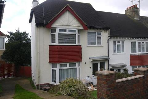 4 bedroom terraced house to rent - Widdicombe Way, Brighton