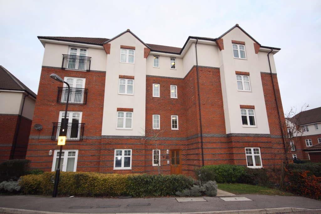 2 Bedrooms Flat for sale in Causton Gardens, Eastleigh