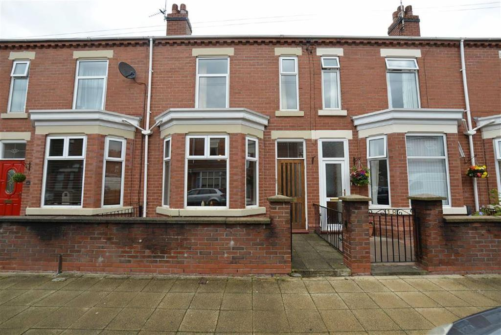 3 Bedrooms Terraced House for rent in Portland Road, Stretford