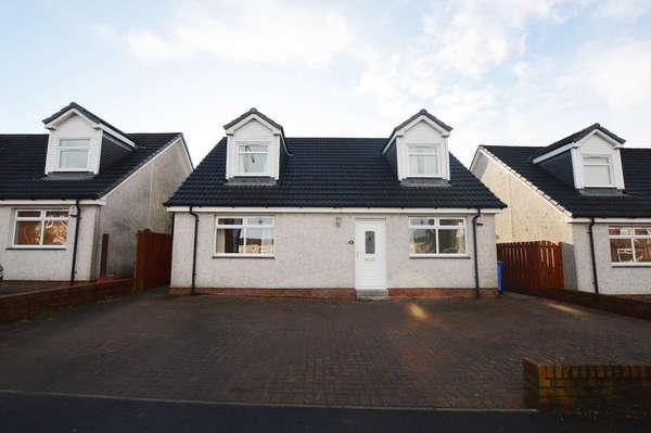 3 Bedrooms Detached House for sale in 22C Maxwood Road, Galston, KA4 8JN