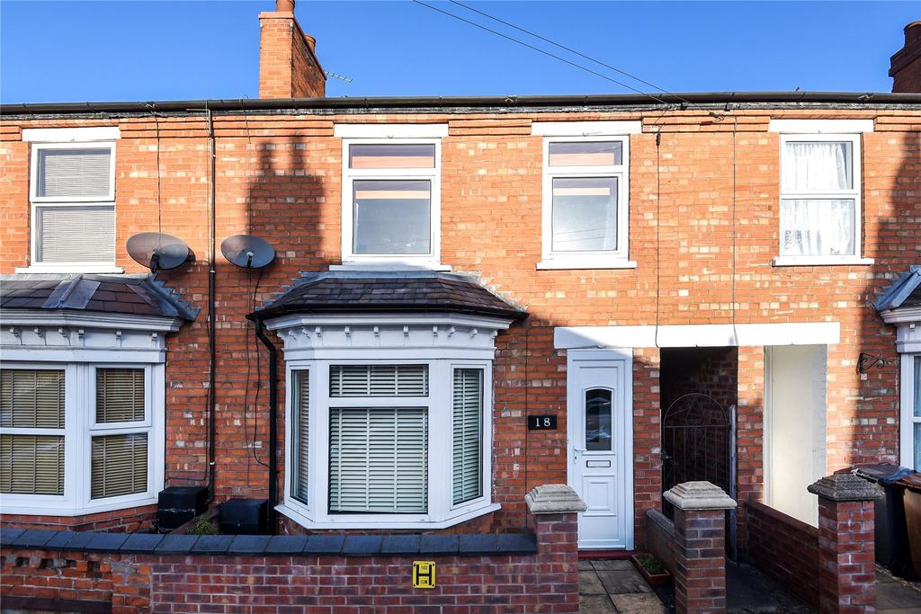 3 Bedrooms Terraced House for sale in Vere Street, Lincoln, LN1