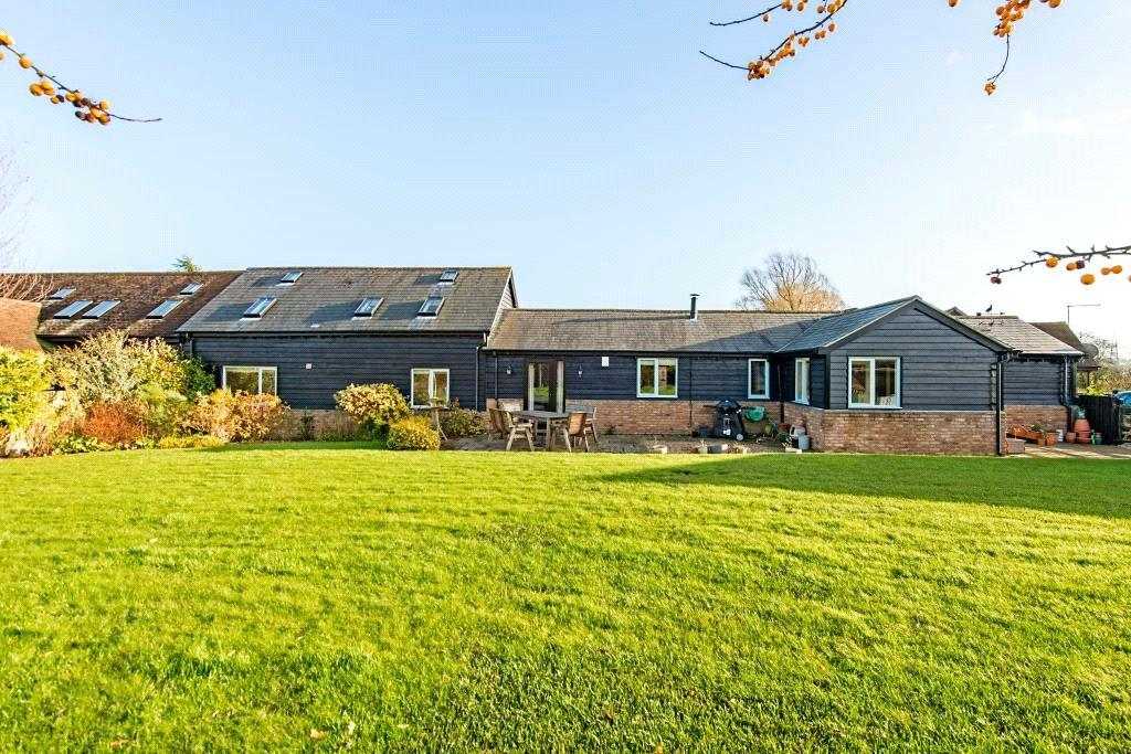 4 Bedrooms Semi Detached House for sale in Dickens Lane, Tilsworth, Leighton Buzzard, Bedfordshire, LU7