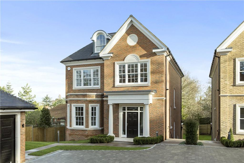 5 Bedrooms Detached House for sale in High Drive, Oxshott, Surrey, KT22