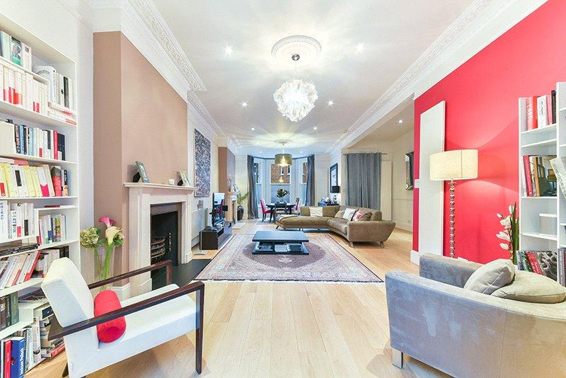 6 Bedrooms Terraced House for sale in Alderbrook Road, London, SW12