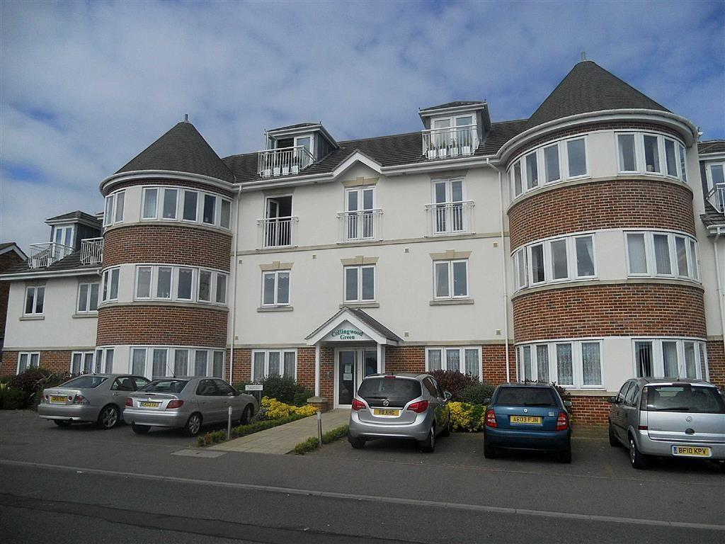 2 Bedrooms Flat for sale in Collingwood Green, Clacton-on-Sea