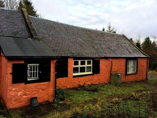3 Bedrooms Detached House for rent in Auldcraigoch Farm, Dalmellington, Ayr, East Ayrshire, KA6