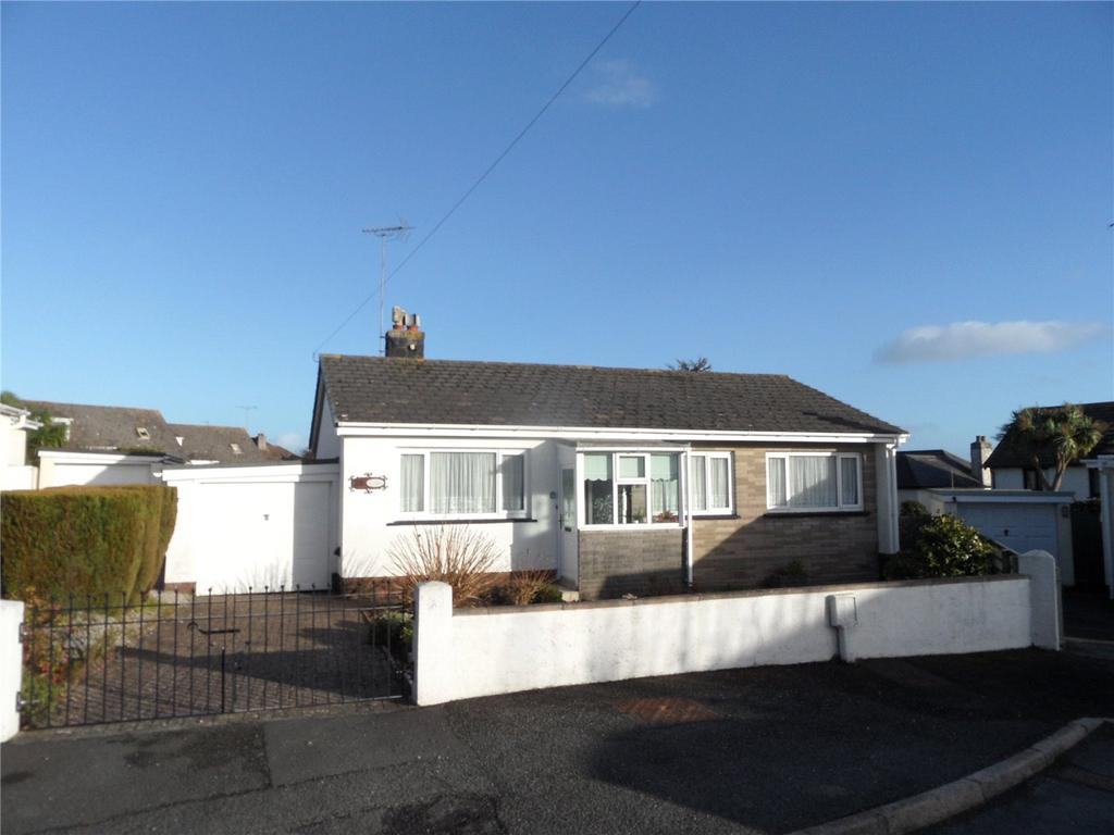 3 Bedrooms Detached Bungalow for sale in Venn Close, Stoke Fleming, Nr Dartmouth, TQ6