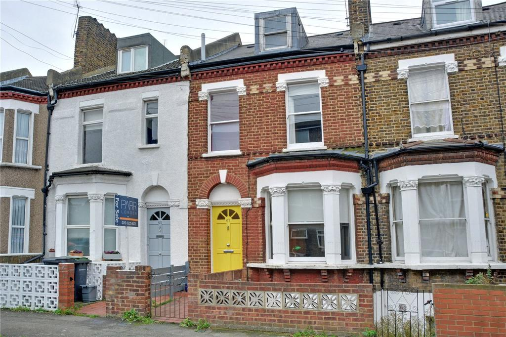 3 Bedrooms Terraced House for sale in Knowles Hill Crescent, Hither Green, London, SE13