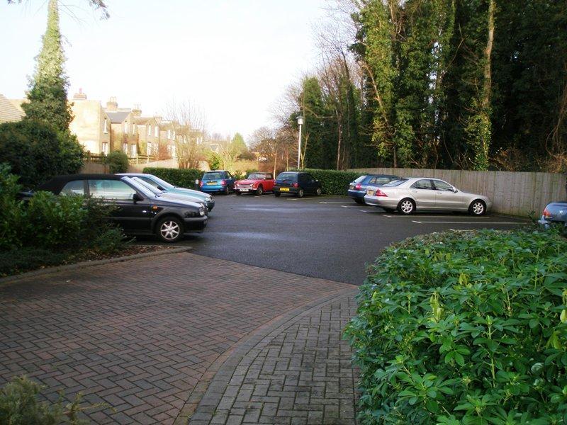 Exterior Car Park