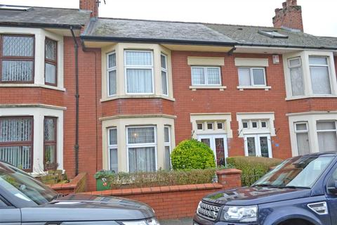3 bedroom terraced house for sale - RHIGOS GARDENS, CATHAYS, CARDIFF